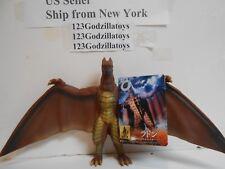 2018 Godzilla Bandai Japanese 6 Inch Vinyl Figure 2005 Version Final Wars Rodan