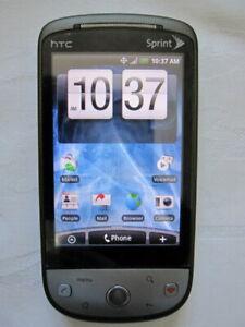 HTC HERO Silver Sprint Locked CDMA 3G Google Android Smartphone