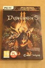 DUNGEONS 2 - LIMITED EDITION PC DVD English & Polish