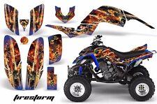 AMR Racing Yamaha Raptor660 Graphic Kit Wrap Quad Decals ATV 2001-2005 FRSTRM U