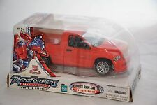 Transformers ALTERNATORI OPTIMUS PRIME-NON APERTO-DODGE RAM srt-10