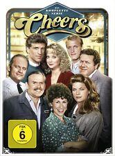 43 DVDs * CHEERS - KOMPLETT BOX - STAFFEL / SEASON 1 - 11 # NEU OVP +