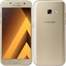 Cellulari e smartphone Samsung Galaxy A3 in oro con fotocamera