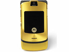 Unlocked GSM Motorola RAZR V3i Flip Mobile Phone Camera Bluetooth Cellphone