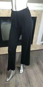 LA PERLA Drawstring COTTON Blend JERSEY Pajama LOUNGE Trouser PANTS S 🌙