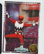 2015 SDCC WONDERCON POWER RANGERS GALAXY LEO CORBETT DANNY SLAVIN PROMO CARD