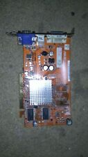 Carte graphique AGP ASUS A9200SE/128M 128MB VGA DVI VIDEO