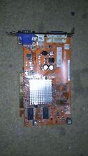 Carte graphique AGP ASUS A9200SE/128M 128MB VGA DVI VIDEO