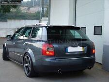 Audi A4 B6 01-04 8 H S4 Avant Estate toit Spoiler arrière RS4 Heck Cover Trim Lip RS