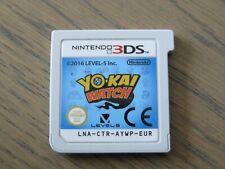 JEU NINTENDO 3DS YO-KAI WATCH