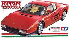 Tamiya #24059 Ferrari Testarossa Kit - CQ459 1/24 Model Kit