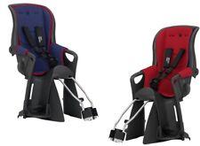 JOCKEY Römer RELAX siège Vélo pour enfants noir / Bleu/Rouge