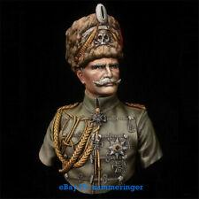 1/9 WWII Leader Bust Resin Figure Unpainted Resin Figure Model Kits