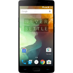 OnePlus 2 - 16GB - Sandstone Black (Unlocked) Smartphone