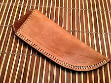 Beautiful Well Stitched Cow Hide Leather Sheath-Knife Cover-Outdoors-LS34