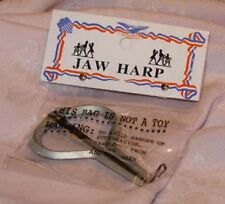 Jaw Harp Jews Harp Americana Instrument Hear One Play Nice Toy No Tax!!