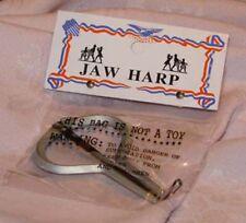 Jaw Harp Jews Harp Americana Instrument Hear One Play Nice Toy No Tax!!!