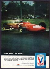 1969 Grand Prix Racer photo Vavoline Motor Oil promo ad