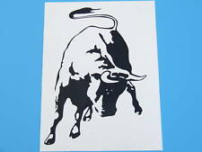 LAMBORGHINI BULL sticker decal window car laptop