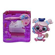Littlest Pet Shop Mini Estilo Set con #3820 Figura De Mono Minka Marca (B0112)