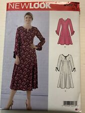 New Simplicity Sewing Pattern R10276 / N6635 Misses Dresses Size 8-20 UNCUT