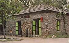Coloma California Old Chinese Store State Park Antique Postcard K11363