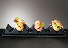 snackwelle,snackpresenter,Hotdog EMPLAZAMIENTO,6 huecos,60x19x7,5 cm,plástico