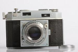 Agfa Karat 36 mit Rodenstock Heligon 2/5cm Synchro compur