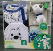 Disney's 101 Dalmatian Baby Boy Gift Set -- 3 to 6 months -- New in Box