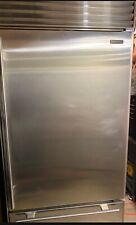 "2007 sub zero 36"" 650/S3 refrigerator Bottom Freezer"
