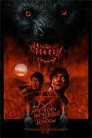 NYCC 2019 An American Werewolf In London Vance Kelly Poster Print 24x36 Mondo