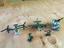 Micro Machines 1999 #6 Special Ops Squad Complete Set w/Infantry unboxed