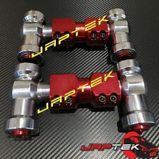 NEW Adjustable Front Upper Camber Arms for Nissan Skyline R32 GTR GTST RB20 RB26