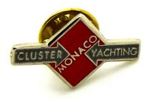 Pin Spilla Cluster Monaco Yachting cm 2,5 x 1,5