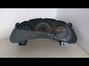 2004 Chevrolet Impala Speedometer