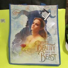 Beauty And The Beast~Belle~Live Action Reusable~Eco~Tote~Bag~Nwt ~Disney Store