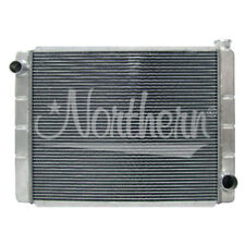 Northern Factory 209676 GM Chevy Universal Aluminum Radiator 27.5 x 19 Race Pro