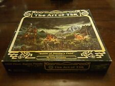 The Art of TSR puzzle 1000 pieces - Battle of Sorrow's Field (used but complete)