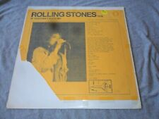 LP Vintage  The Rolling Stones If You Cant rock Me 1974