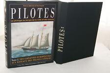 MARINE PILOTES CHASSE MAREE CUNLIFFE GOELETTES ILLUSTRE 2002 T2