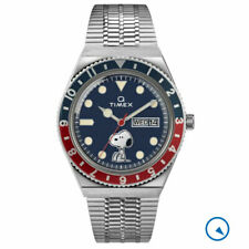Timex Q Re-issue of 1970's 38mm Stainless Steel Bracelet Watch #TW2U71300ZV