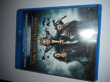 SNOW WHITE AND THE HUNTSMAN BLU RAY DVD