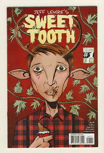 Sweet Tooth #1 1st Print DC Vertigo Comics Netflix Series MID GRADE