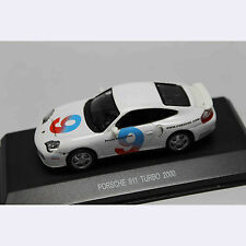 1:43 Car Model 80010 PORSCHE 911 TURBO 2000 - NUMBER 9