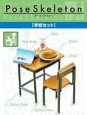 New Pose skeleton accessories school set From Japan Free Shipping