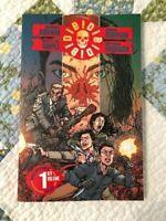 Die!Die!Die! by Robert Kirkman and Scott Gimple Vol.1 (Image Comics, TPB)