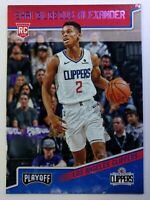 2018-19 Panini Chronicles Playoff Pink Shai Gilgeous-Alexander Rookie RC #195