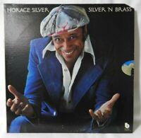 "HORACE SILVER ""Silver 'n Brass"" 1975 (BLUE NOTE/BNLA406-G/1st Press) VG+/EX!!"