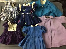 Lot Of Terri Lee Doll Clothes Dresses 3 With Tags