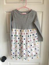 Hanna Anderson Girls Dress Size 110 (4T)
